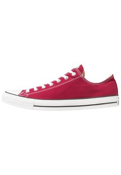 Converse - CHUCK TAYLOR ALL STAR OX - Sneakers laag - maroon