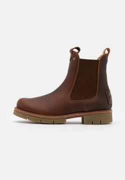 Panama Jack - FILIPA IGLOO NATURE - Platform ankle boots - bark