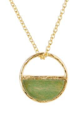 Oliver Bonas - Halskette - green