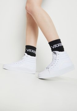 Vans - SK8-HI - Korkeavartiset tennarit - true white