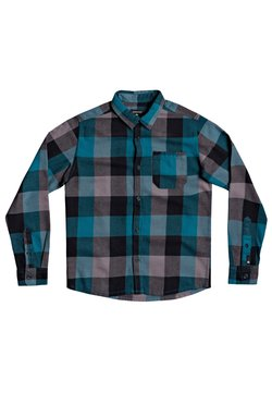 Quiksilver - LONG SLEEVE - Overhemd - blue coral motherfly