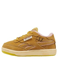 Reebok Classic - TOM AND JERRY CLUB C REVENGE SHOES - Lauflernschuh - brown