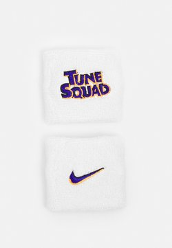 Nike Performance - WRISTBANDS SPACE JAM 2 PACK - Sweatband - white/concord