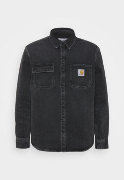 Carhartt WIP - SALINAC JAC MAITLAND - Hemd - black middle worn wash