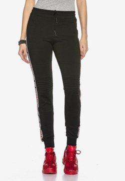 Cipo & Baxx - Jogginghose - black