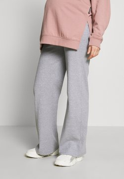 Missguided Maternity - MATERNITY TROUSER - Kangashousut - grey