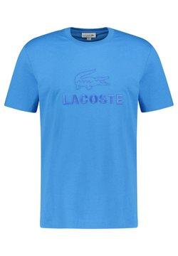 Lacoste - TH8602-00 - Print T-shirt - blau