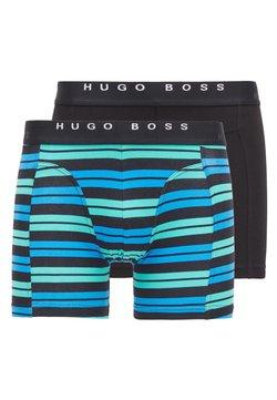 BOSS - 2 PACK - Shorty - blue/black