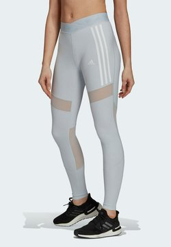 adidas Performance - Tights - blue