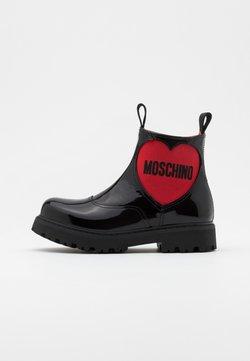 MOSCHINO - Stiefelette - black