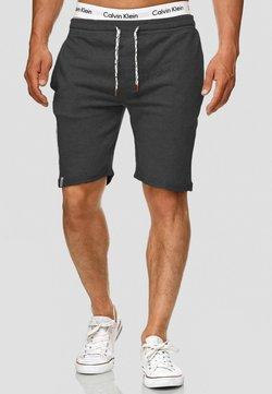 INDICODE JEANS - ALDRICH - Shorts - black