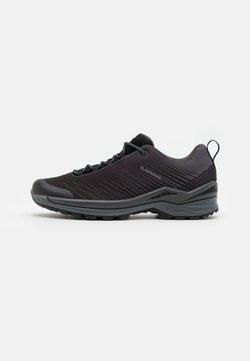 Lowa - ZIRROX GTX LO - Hikingschuh - black/grey
