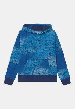 GAP - BOY PRINT HOOD - Collegepaita - blue