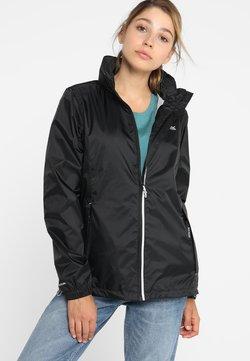 Regatta - CORINNE  - Regenjacke / wasserabweisende Jacke - black