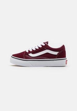 Vans - OLD SKOOL UNISEX - Sneakers basse - port royale/true white
