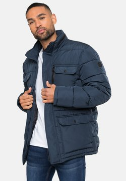Threadbare - ANCASTER PADDED - Winterjacke - blau