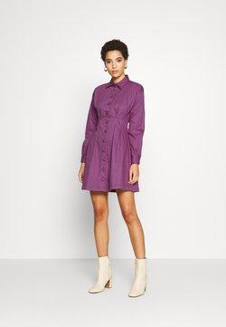 Trendyol - Robe chemise - plum