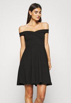 Trendyol - Jerseykleid - black