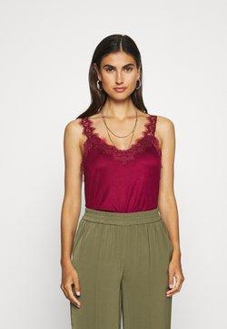 Esprit Collection - Top - bordeaux red