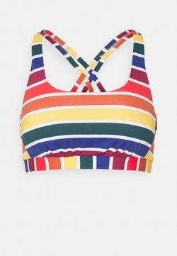 LASCANA - BUSTIER - Bikini-Top - rainbow