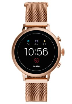 Fossil Smartwatches - VENTURE - Smartwatch - rose gold-coloured