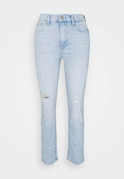GAP - CIGARETTE CHRISTY  - Jeans Relaxed Fit - light wash