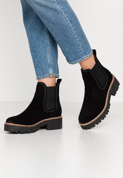 s.Oliver - BOOTS - Ankle Boot - black