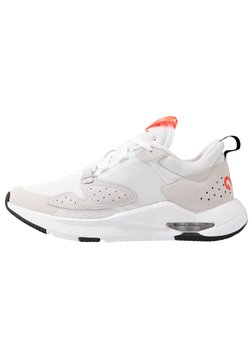 Jordan - AIR CADENCE - Sneaker low - white/vast grey/black/infrared
