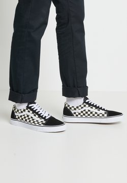 Vans - UA OLD SKOOL - Sneaker low - black/white