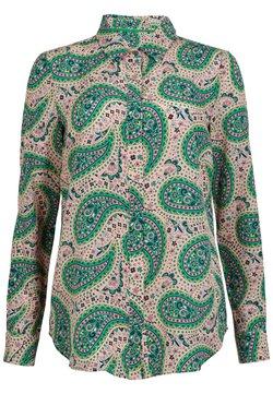 Boden - Hemdbluse - zartrosa trendiges paisleymuster