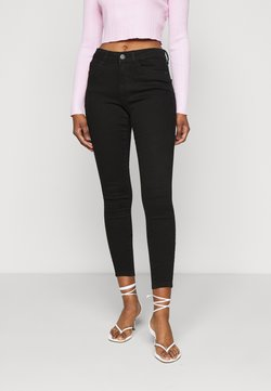Noisy May Petite - NMLUCY - Jeans Skinny Fit - black denim