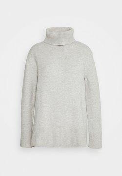 Banana Republic - CLOUD ELLIPTICAL - Stickad tröja - light grey heather