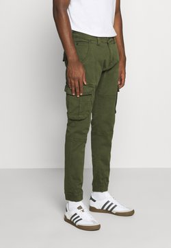 Alpha Industries - ARMY PANT - Cargohose - dark olive