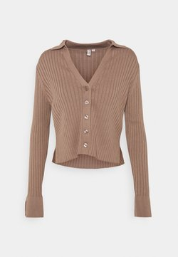 Nly by Nelly - Gilet - taupe