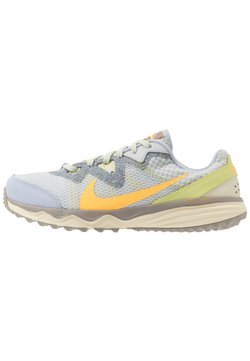 Nike Performance - JUNIPER TRAIL - Zapatillas de trail running - ghost/laser orange/pure platinum