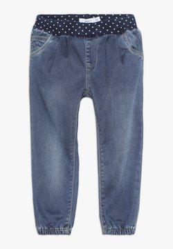 Name it - NMFBIBI PANT - Jeans baggy - medium blue denim