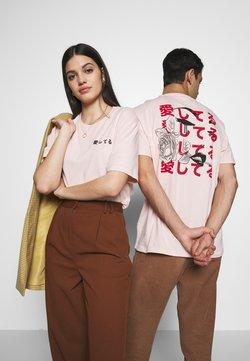 YOURTURN - UNISEX - T-Shirt print - pink