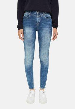 edc by Esprit - Jeans Slim Fit - blue medium washed