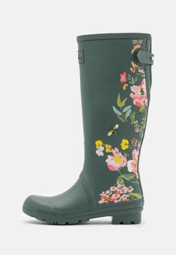 Tom Joule - WELLY PRINT - Kumisaappaat - green