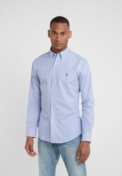 Polo Ralph Lauren - NATURAL SLIM FIT - Camisa - blue/white