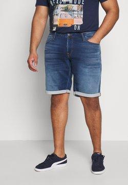 Jack & Jones - JJIRICK JJICON - Short en jean - blue denim