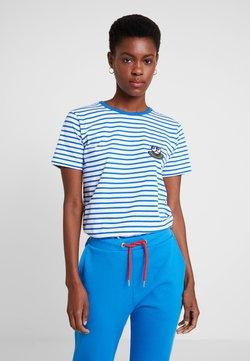 Esprit - PRIDE CAPSULE UNISEX - T-Shirt print - blue