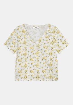Marks & Spencer London - WRAP - T-shirts print - white