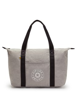 Kipling - ART M LITE - Shoppingväska - grey gris combo