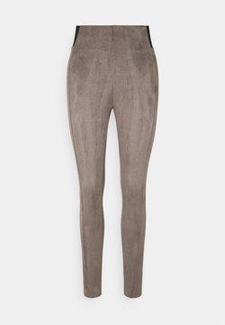 JDY - JDYKIRSTEN LEGGINGS - Leggings - Hosen - iron/black