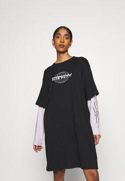 Weekday - TRACY DRESS - Vestido ligero - black
