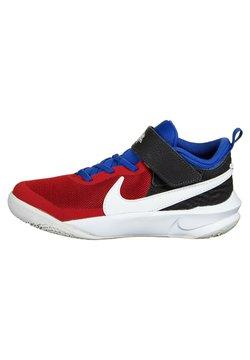 Nike Performance - Indoorskor - off-noir/university red/game royal/white
