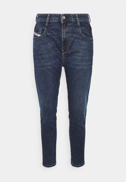 Diesel - D-FAYZA-NE - Jeans fuselé - denim blue