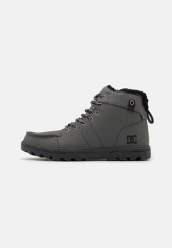DC Shoes - WOODLAND - Sneaker high - grey