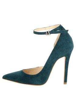 Evita - LISA - High Heel Pumps - petrol